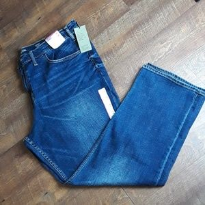 Goodfellow Big and Tall Straight Jeans